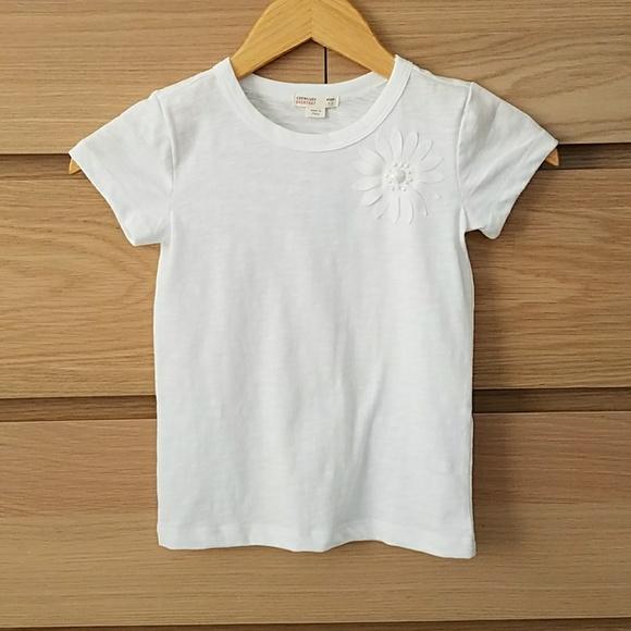 7fc539b9f71f J. Crew Shirts & Tops | Jcrew Girls Flower Shirt | Poshmark